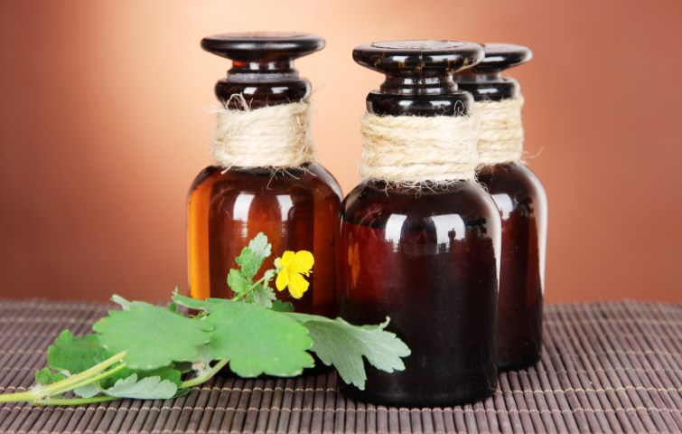 Treatment of folk remedies for cancer